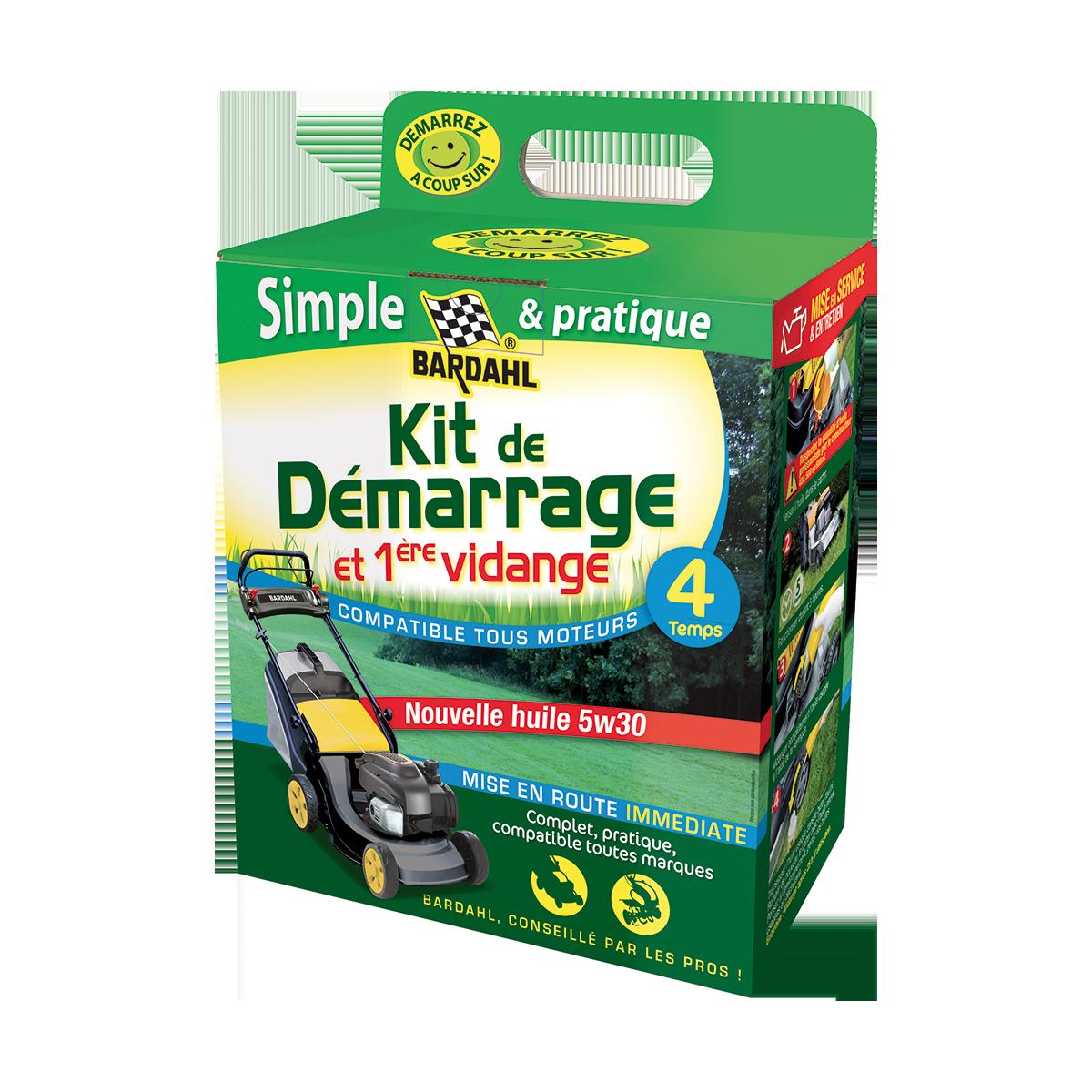 Kit De Demarrage 1er Vidange 5w30
