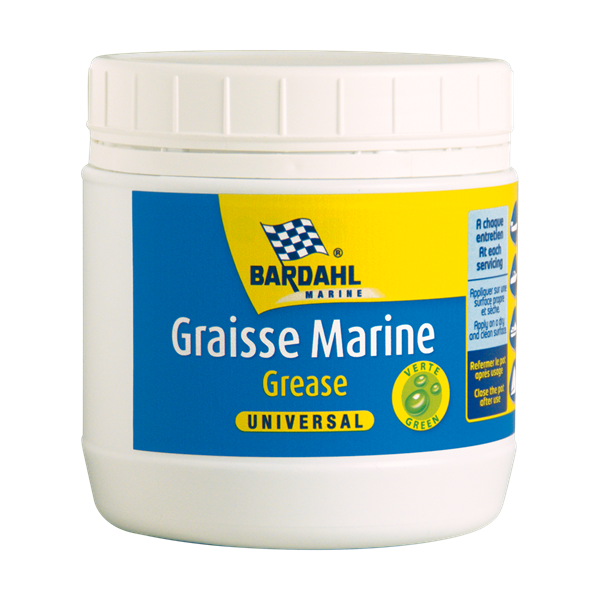 Green Marine Grease - 500gr