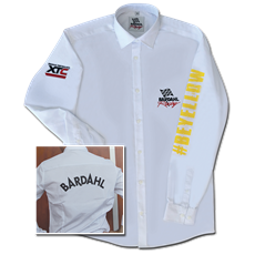 Chemise Bardahl Racing Blanche