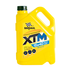 XTM 15W40 5L Engine Oil